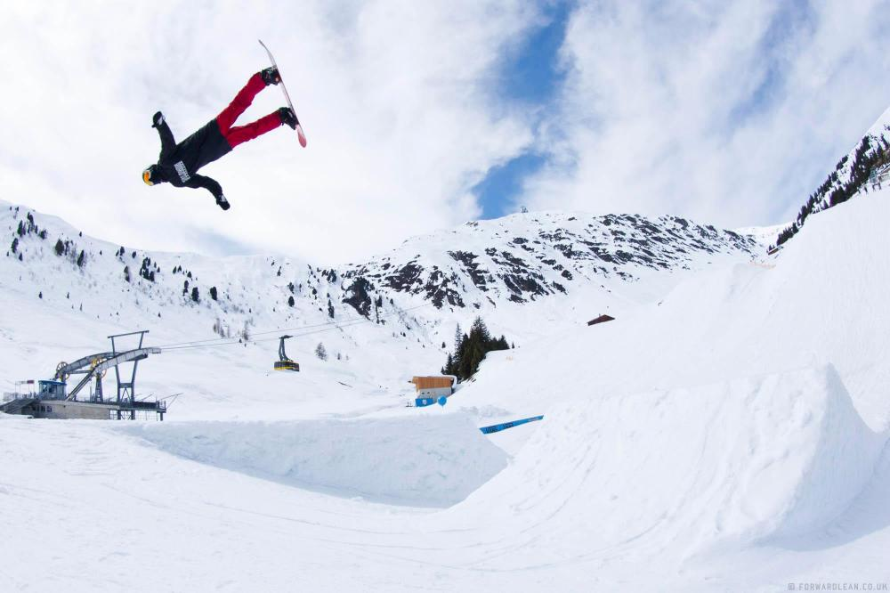 Mayrhofen Backflip