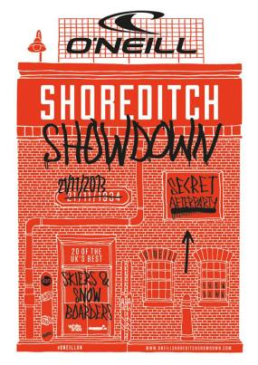 O'Neill Shoreditch Poster