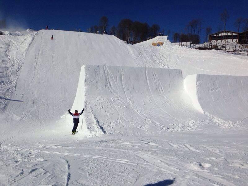 Sochi Jumps