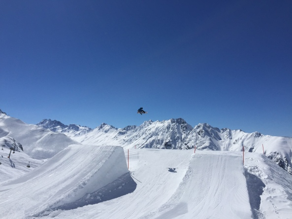 World Rookie Fest Ischgl 2015