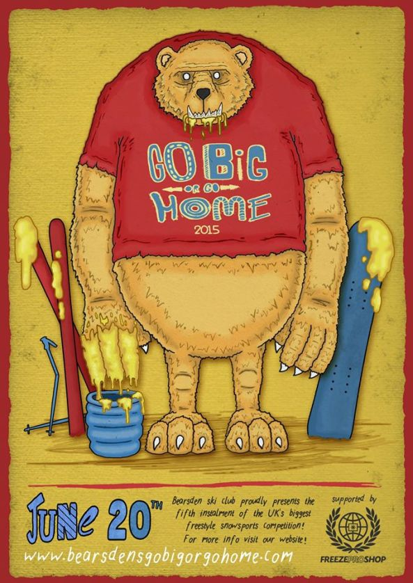 Pooh Bear 2015